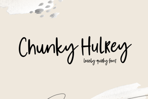 Chunky Hulrey