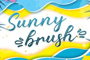 Sunny Brush