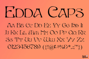 Edda Caps