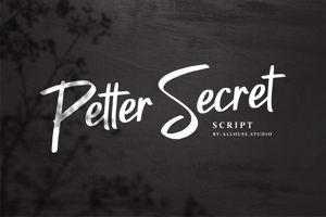 Petter Secret
