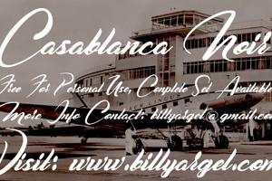 Casablanca Noir