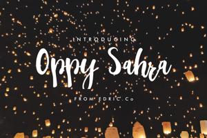 OppySahra