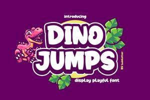 Dino Jumps