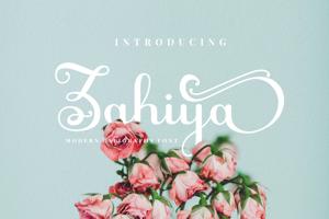 Zahiya