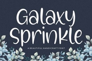 Galaxy Sprinkle