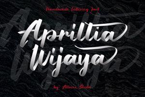 Aprillia Wijaya