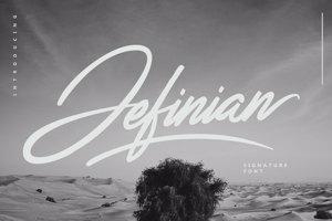 Jefinian Script