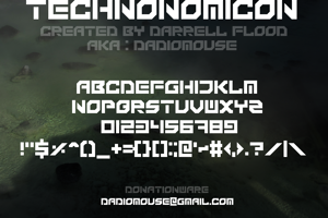 Technonomicon