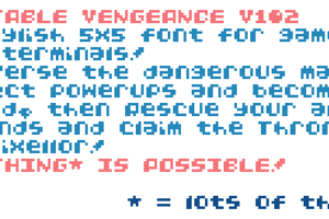 Portable Vengeance
