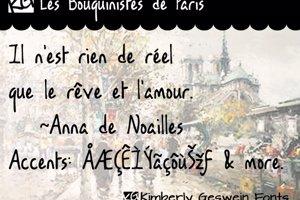 KG Les Bouquinistes de Paris
