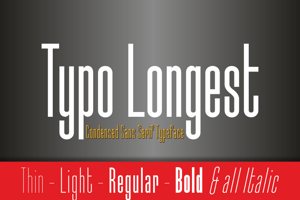 Typo Longest