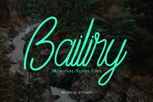 Bailiry