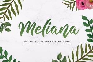 Meliana Script
