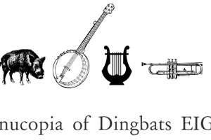 Cornucopia of Dingbats Eight