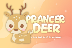 Prancer Deer