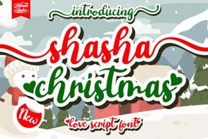 shasha christmas