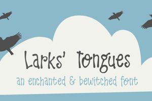DK Larks Tongues