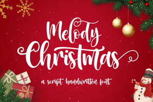 Melody Christmas
