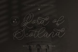 Lord of Scotland Regular