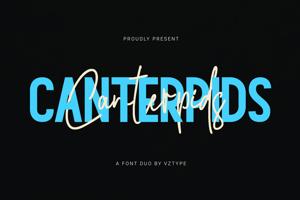 Canterpid Sans