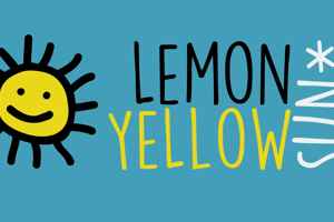 DK Lemon Yellow Sun