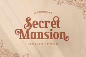 Secret Mansion