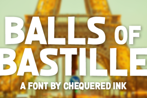 Balls of Bastille