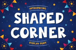 Shaped Corner