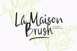 La Maison Brush Version