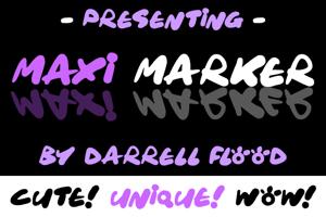 Maxi Marker