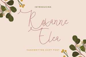 Roxanne Elea