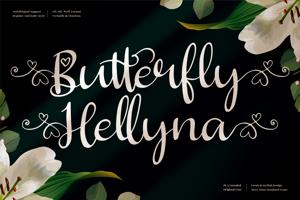 Butterfly Hellyna