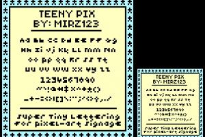 Teeny-Pix