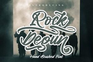 Rock Degun