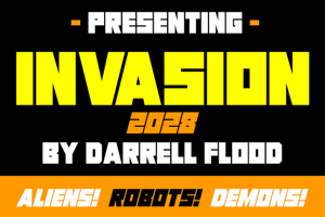 Invasion 2028