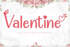 Valentine Cute