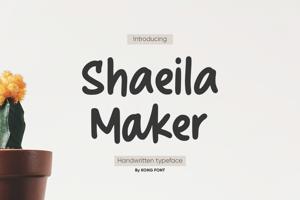 Shaeila Maker