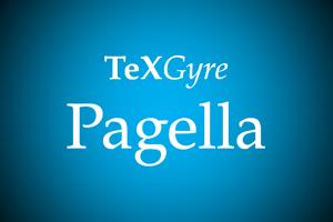 TeXGyrePagella