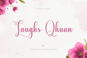 Laughs Qhuan