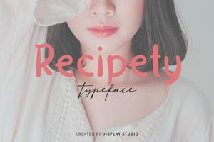 Recipety