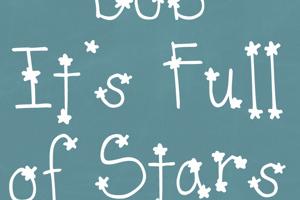 DJB  It's Full of Stars