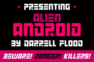 Alien Android