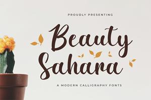 Beauty Sahara