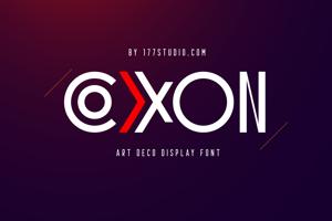 COXXON Font