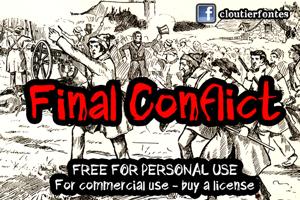 CF Final Conflict