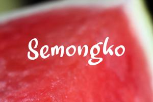 a Semongko