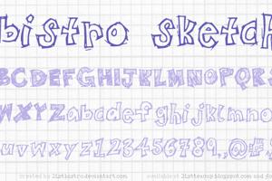 BistroSketch