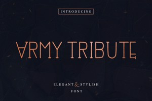 Army Tribute