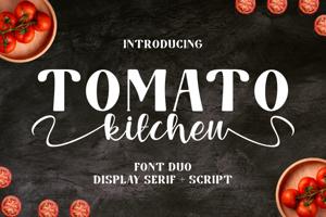 Tomato Kitchen Display