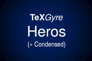 TeXGyreHeros